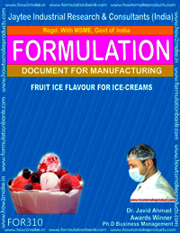 Fruit Ice Flavour For Ice Creams