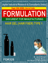 Hair Fixer Gel type 1