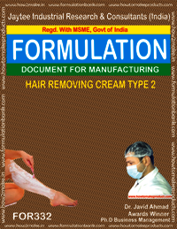 HAIR REMOVING CREAM TYPE 2
