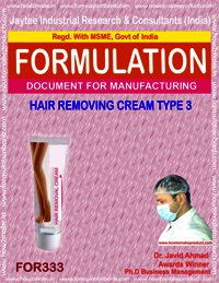 HAIR REMOVING CREAM TYPE 3