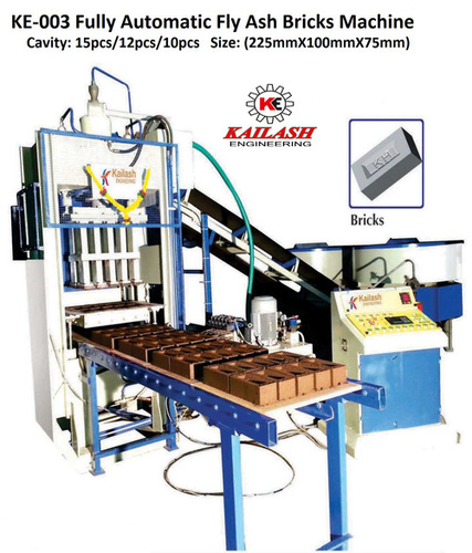 Fly Ash Brick Machine