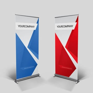 Roll Up Promotional Standees