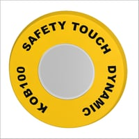 Two Hand Control Touch Buttons