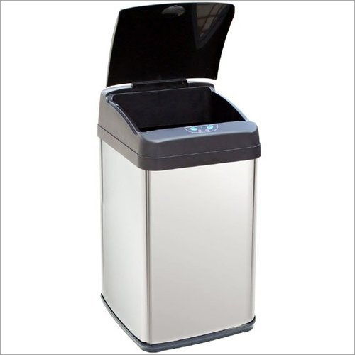 Square Open Dust Bin