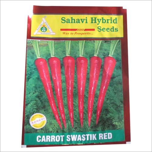 Carrot Swastik Red