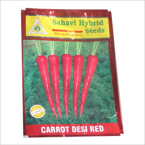 Carrot Desi Red