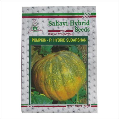 Pumpkin F1 Hybrid Sudarshan
