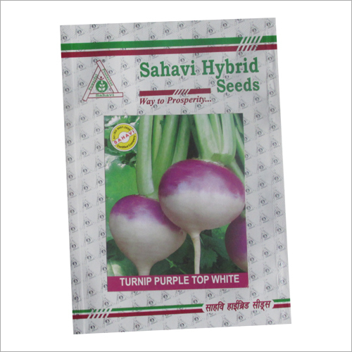 Turnip Purple Top White