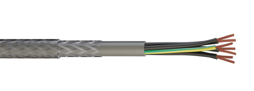 pvc armoured control cable