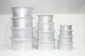 Alluminium Top
