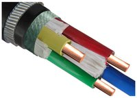 Copper Pvc Armoured Power Cables