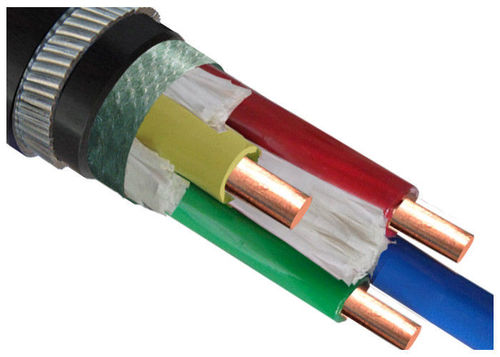 Copper Pvc Armoured  Cables