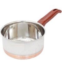 Copper Bottom Saucepan