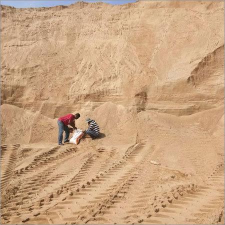 Natural Washed River Sand