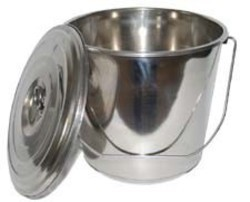 Bucket With Lid