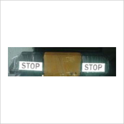 RUBBER CAR STOPPER-STOP