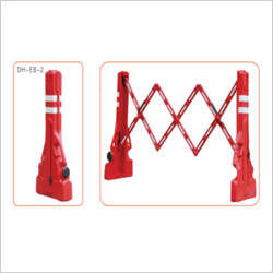PLASTIC EXPANDABLE BARRIER RED HEAVY DUTY