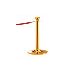 STANCHION POST CLASSIC GOLD