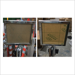 SIGN STAND SS