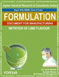 Flavour & Aroma Product Formulations