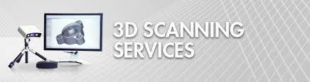 Custom 3D Scanning Service