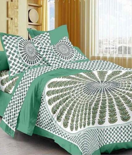 King Size Cotton Bedsheet