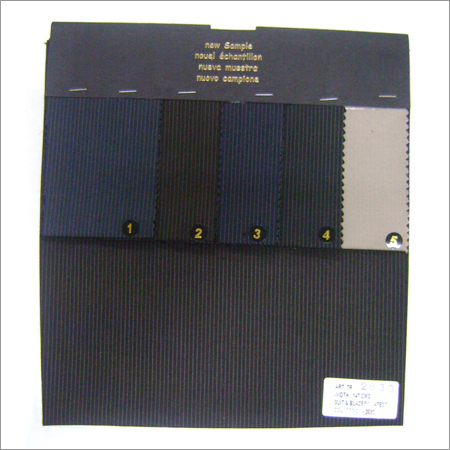 Poly Wool Suiting Fabric