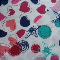 Cotton Poplin Prints Fabric