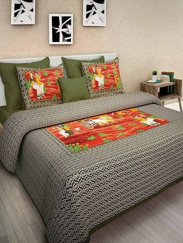 Scenery Bed Cover