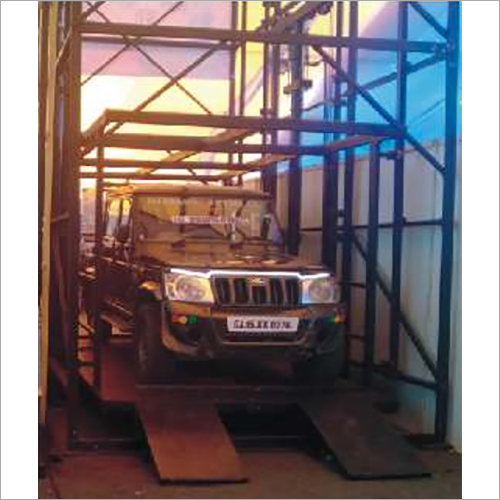 Hydraulic Car Parking Lifts