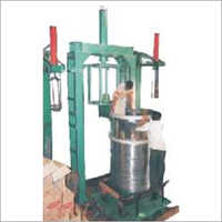Hydraulic Polyester Yarn Baling Press
