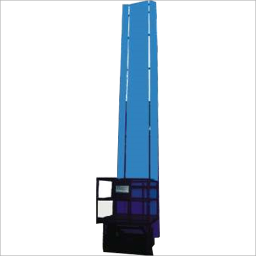 Outside Model without Cover Industrial Goods Lift