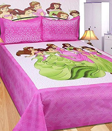 Decorative Scenery Bed Cover