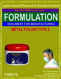 Metal polish type 2