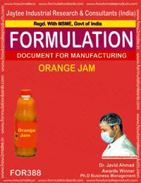Recipe of Orange jam