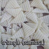 Triangle Fryums