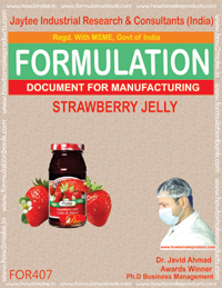 Jams,Jellies Formulations