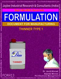 Thinner Type 1