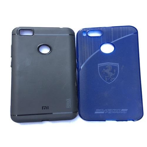 Mobile Cover Laser Marking