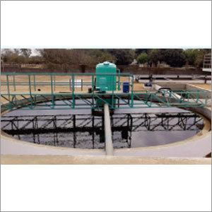 Wastewater Treatment Clarifiers