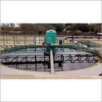 Wastewater Treatment Clarifiers
