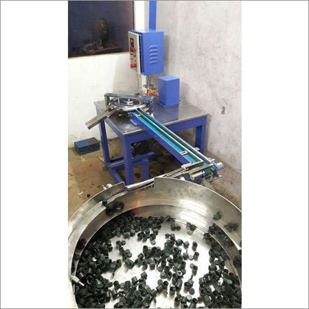 Induction Wad Inserting Machine