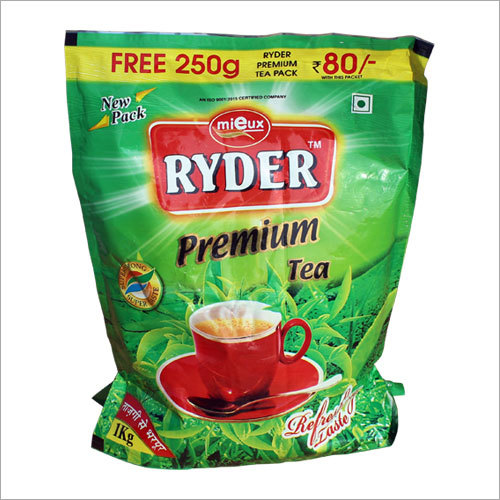 Premium And Gold Tea