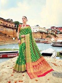Designer Banarasi Silk Saree Online