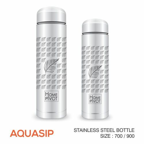 AQUASIP STAINLESS STEEL BOTTLE