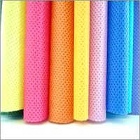 Multi Colours Nonwoven Fabric