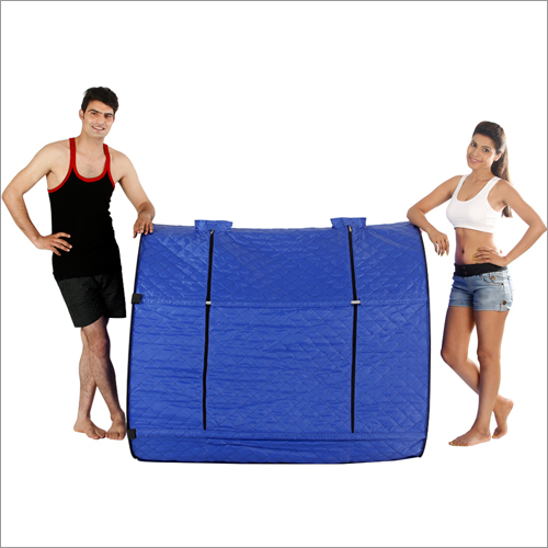 Twin Portable Steam Spa Bath