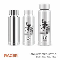 RACER STAINLESS STEEL BOTTLE