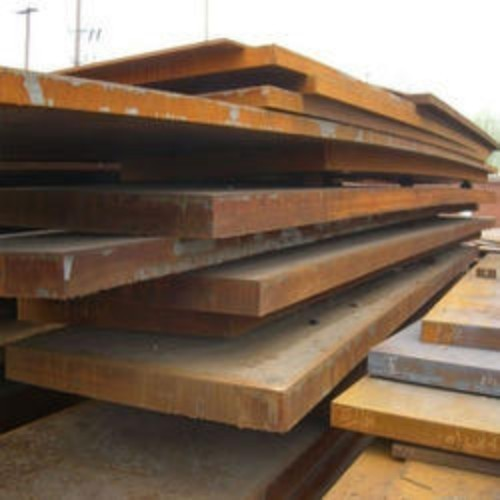 CORROSION RESISTANT STEEL PLATES (CORTEN A)