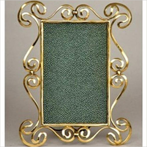 Brass Photo Frames